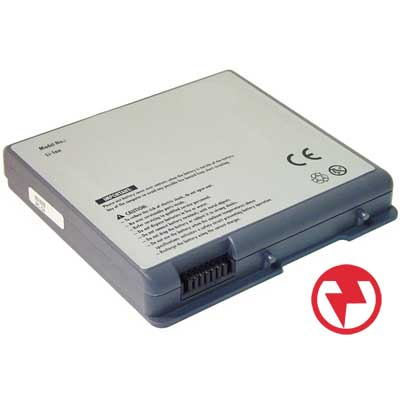 Battery: for Titanium PowerBook