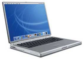 titanium powerbook battery